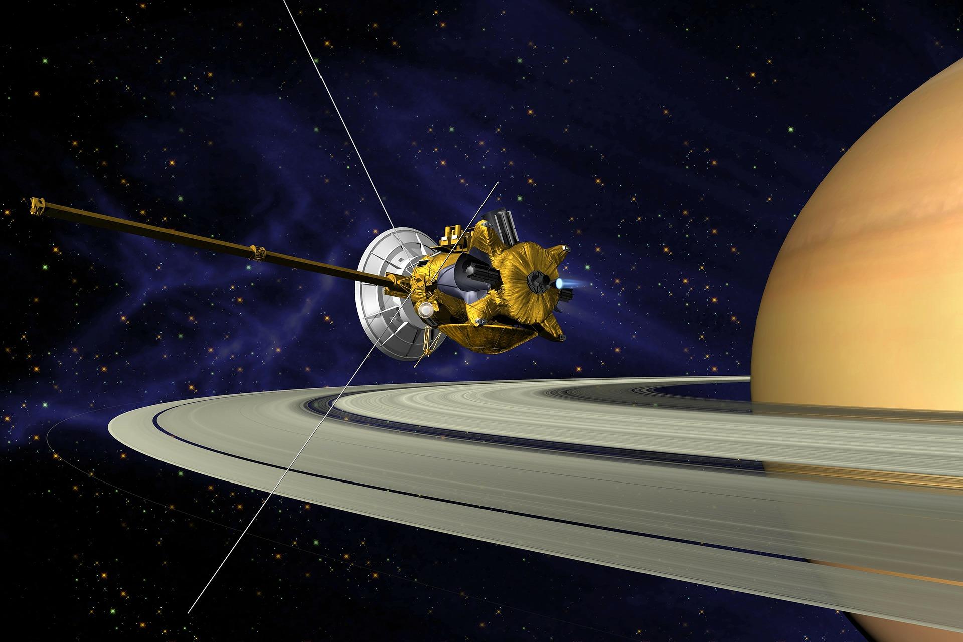 Cassini radalla