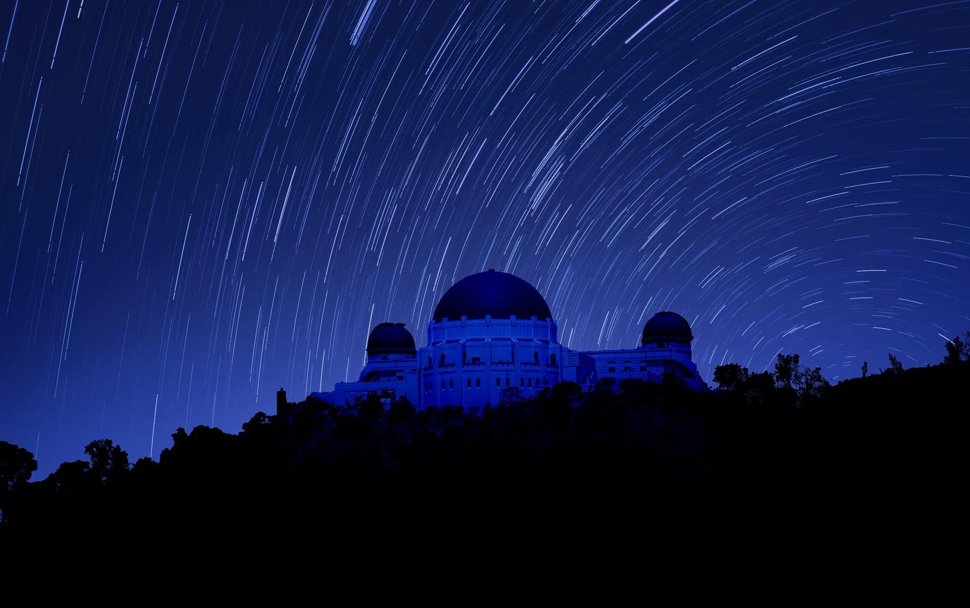 Observatorio ja tahdet